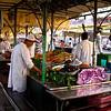 The rolling restaurants of Jemaa el Fna