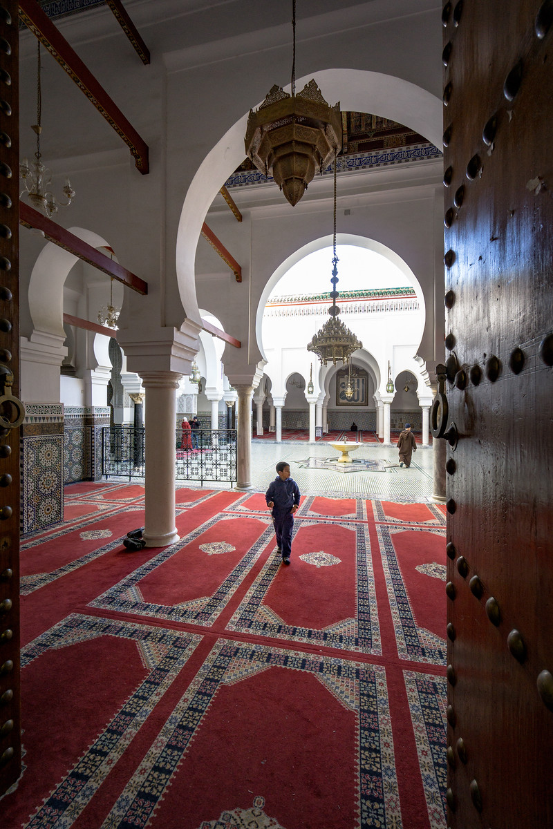 Mosques in Morocco - cycling vacation and photography tour with Kevin Wenning