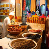 Spice markets of morocco