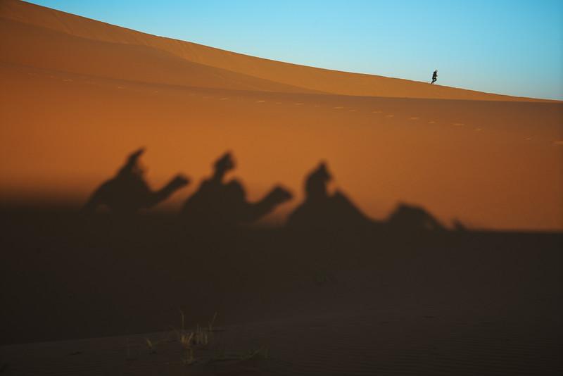 20170120 Erg Chebbi Camel Riders Silo