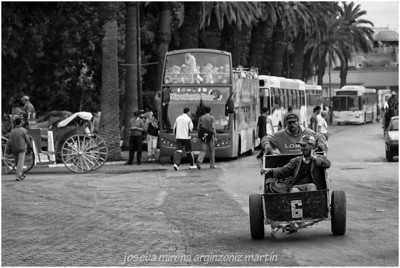 tourist vs maghribiya