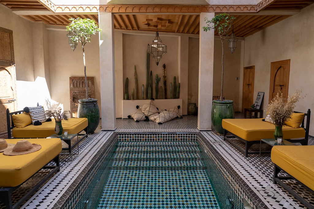 Riad BE The Essence in Marrakech