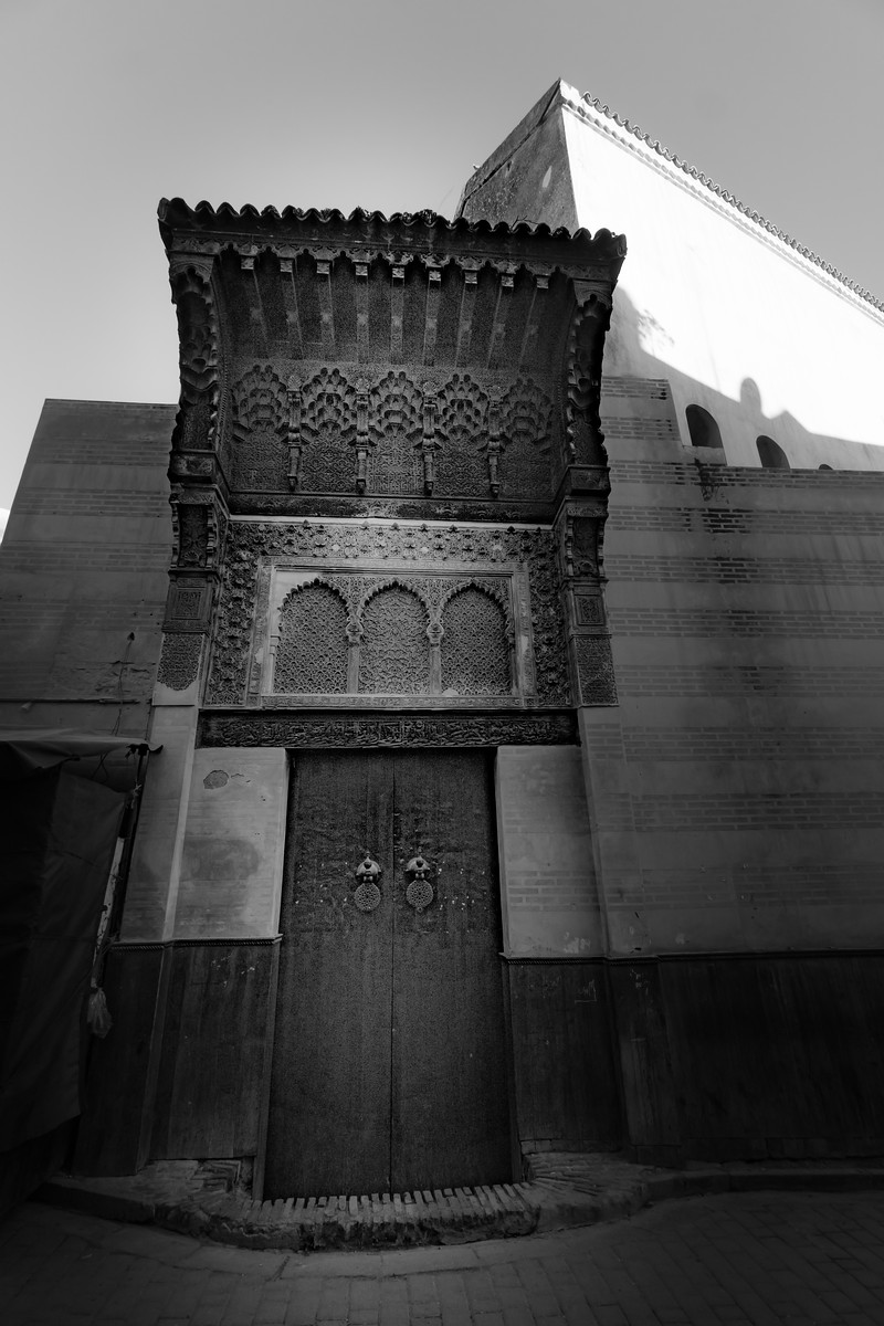 Morocco Architecture - cycling vacation and photography tour with Kevin Wenning