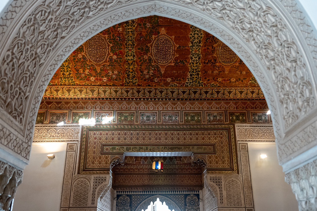 Details at Bahia Palace