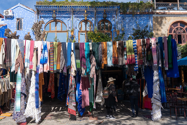 Shop in Chefchaouen, Morocco