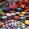 Colourful ceramics