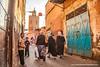 Medina, Marrakesh, Morocco.