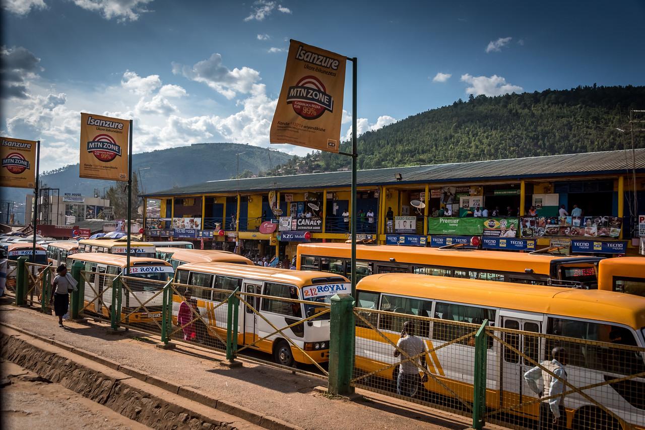 Kigali Buss Center
