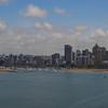 The Durban skyline