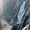 Ruacana Falls (85m / 2Km), Owambo Country, North Namibia