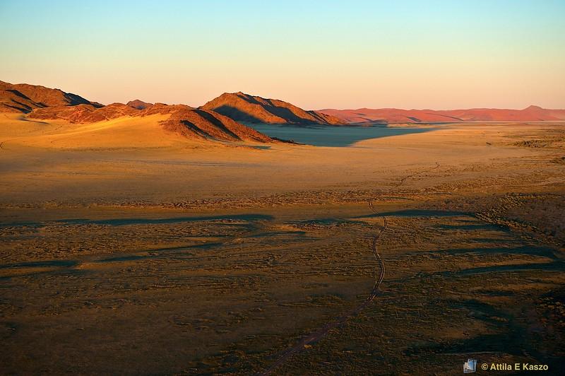 Aerial - Sossusvlie, Namib NP