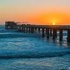 Jetty Sunset - Swakopmund