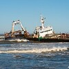 "Trawler Wreck ""Zaila"" (Angola), Skeleton Coast"