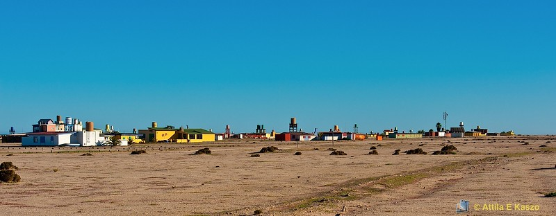 Wlotzkasbaken Village, Skeleton Coast