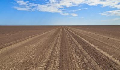 Namibian roadways