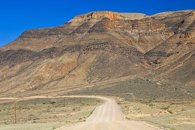 D854 roadway