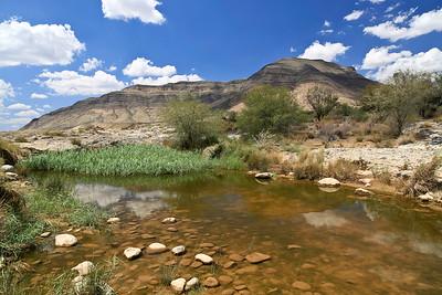 Tsauchab river Canyon