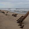 Shipwreck remains, Skeleton National Park