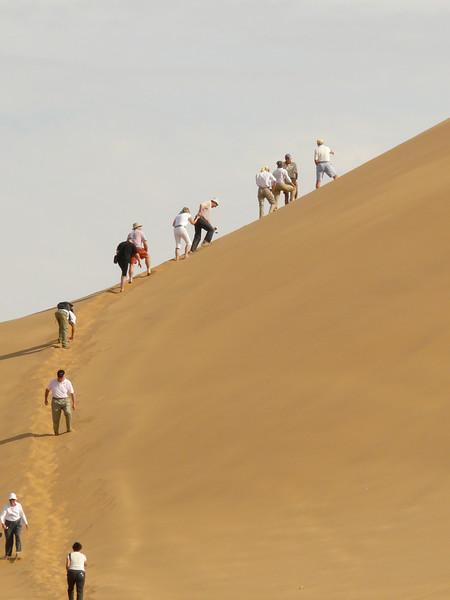 Dune 7 in Walvis Bay
