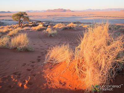 Namib Desert Sundowner - Namibia