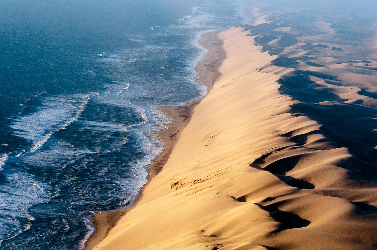 Namib Desert by Gary Arndt
