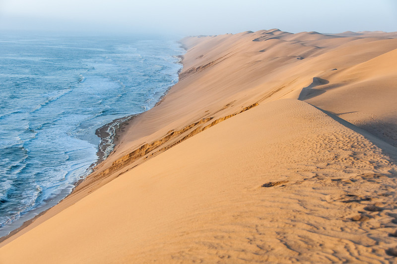 Atlantic Coast of the Namib Desert