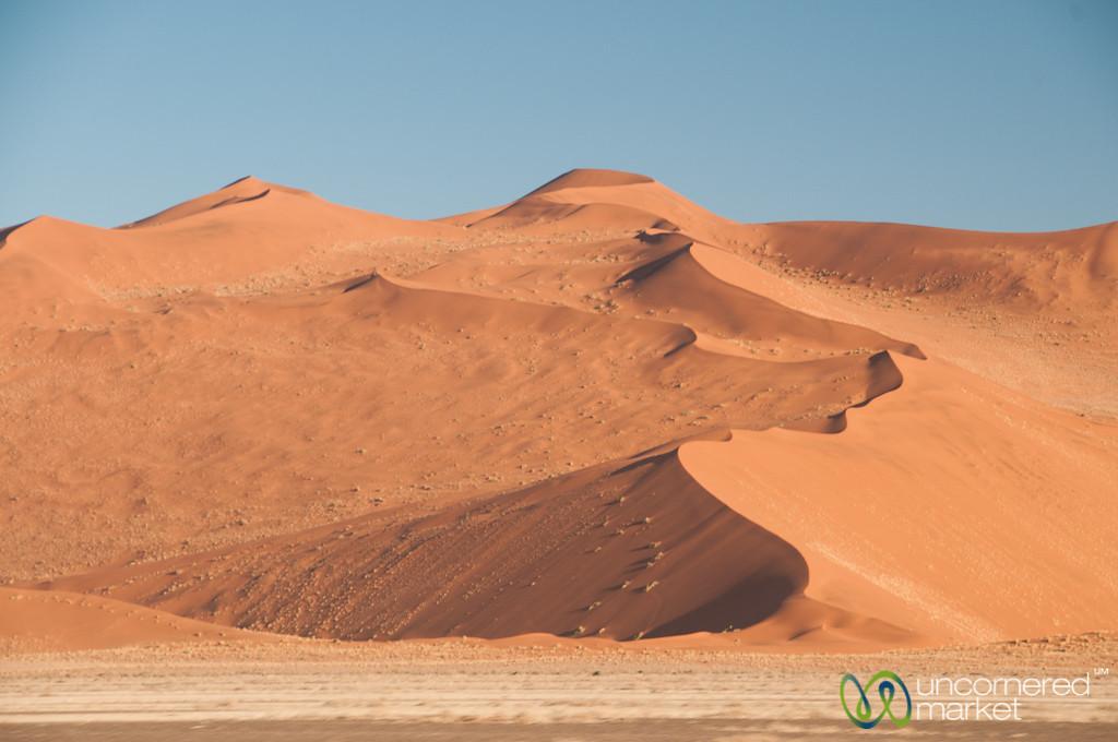 Dunes of the Namib Desert - South Namibia
