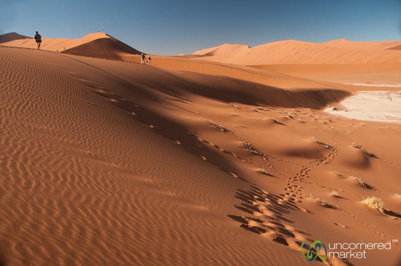 Big Daddy Dune - Namib-Naukluft Park, Namibia