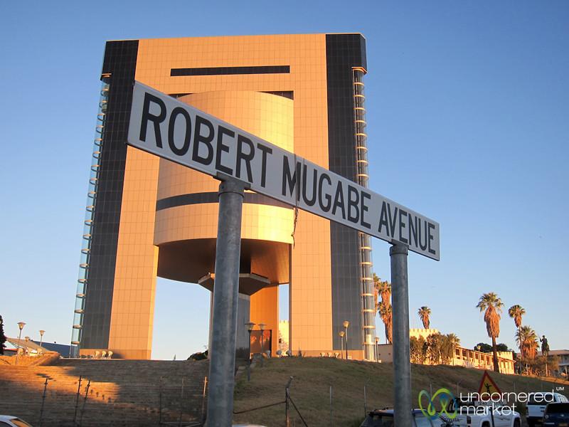 Robert Mugabe Avenue, Windhoek - Namibia
