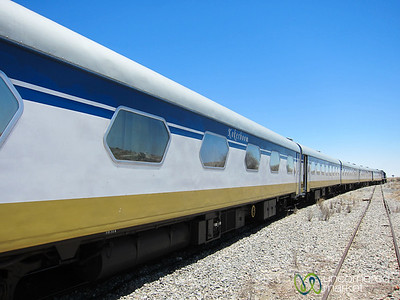 Desert Express Train, Windhoek to Swakupmond - Namibia