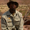 Za 3035 Twyfelfontein, gids Charles