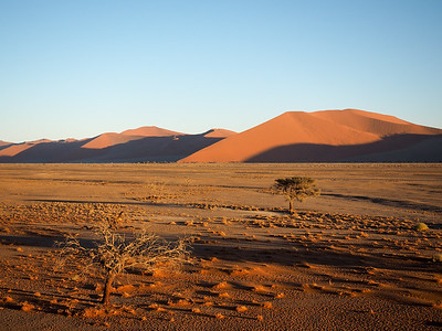 Namib-Naukluft National Park in Namibia
