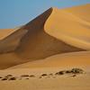 Sand Dune near Walvis Bay, Namibia