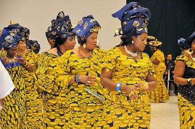 Nigeria 54th Anniverary Oct 4, 2014