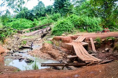Obolo-Nkalagu road in Ebonyi state