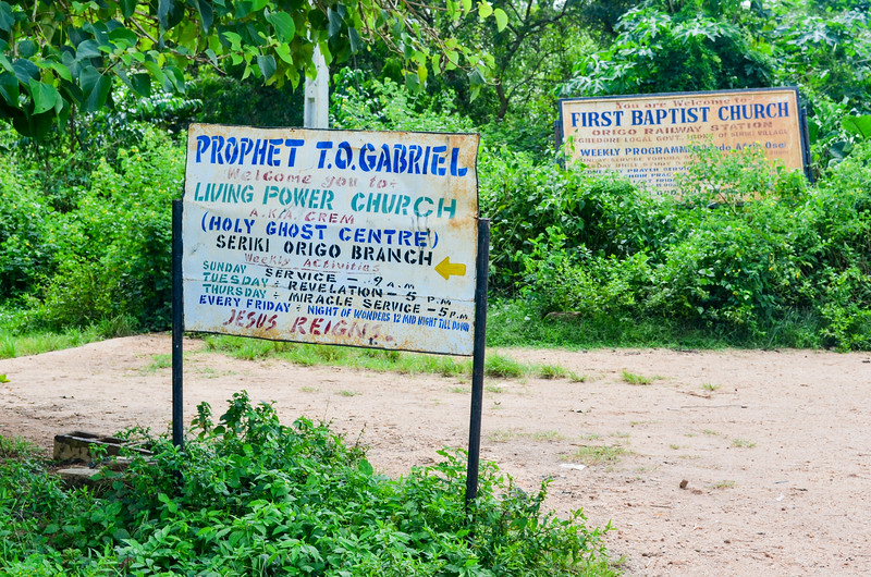Christianity in Nigeria