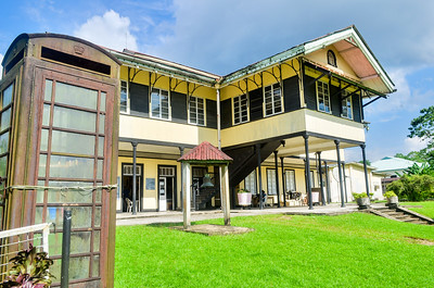 Calabar museum, once the residence of the colonial governor