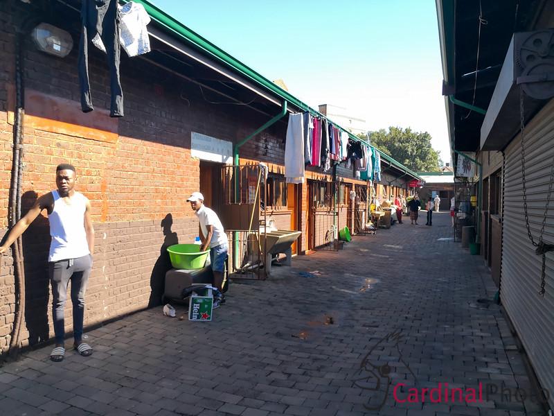 Zulu market, Johannesburg, South Africa