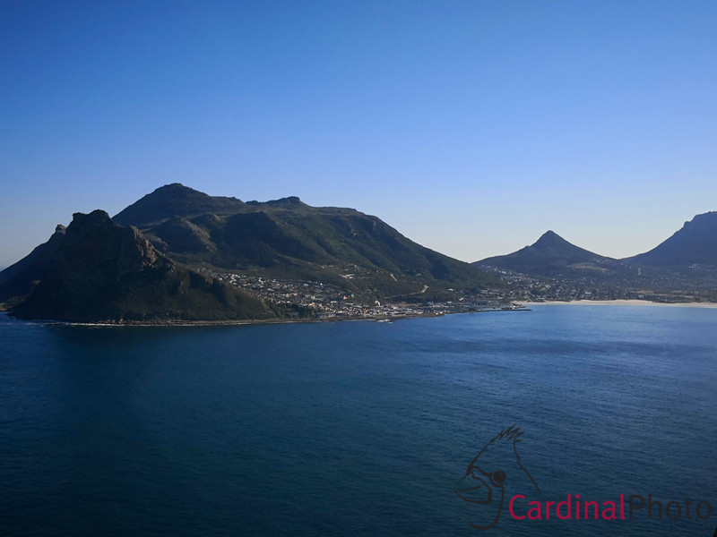 Hout Bay from the other side