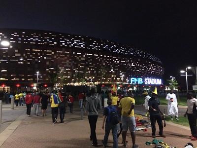 Bafana Bafana vs Spain friendly
