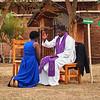 AF 623 - Rwanda, Kabuga, African Congress of Divine Mercy