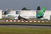 """HB-JJE Boeing 757-204 """"Privatair"""" c/n 27219 Brussels/EBBR/BRU 22-05-18 """"ECAir"""""""
