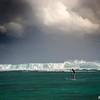 Board Rider, Hermitage Beach - St Gilles