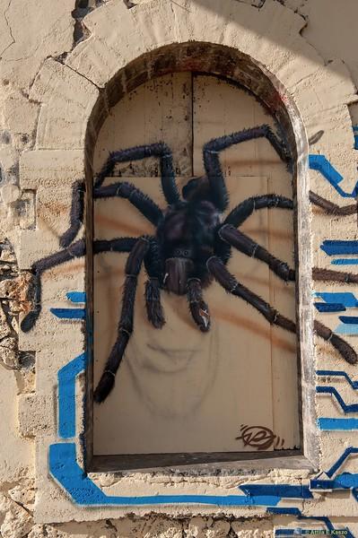 Street Art - St Denis