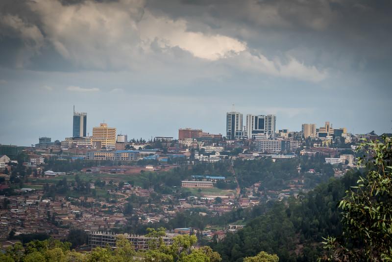 Central Kigali, Rwanda