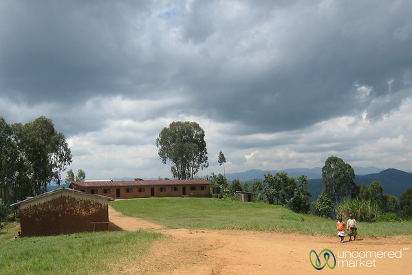 Village School Near Musanze, Rwanda