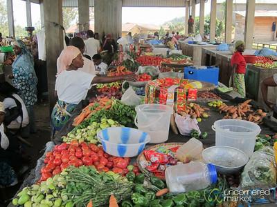 Kibuye Fresh Market - Rwanda
