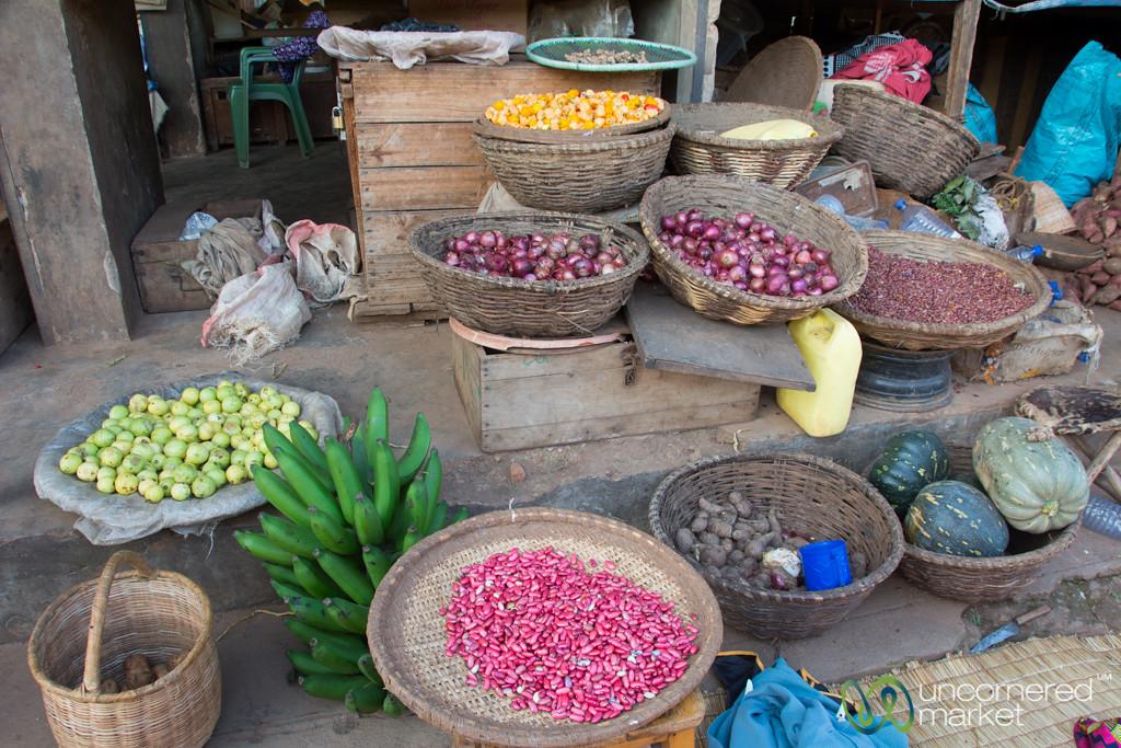 Nyamirambo Market Scene - Kigali, Rwanda