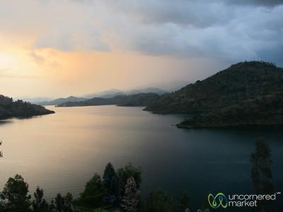 Sunset on Lake Kivu - Kibuye, Rwanda