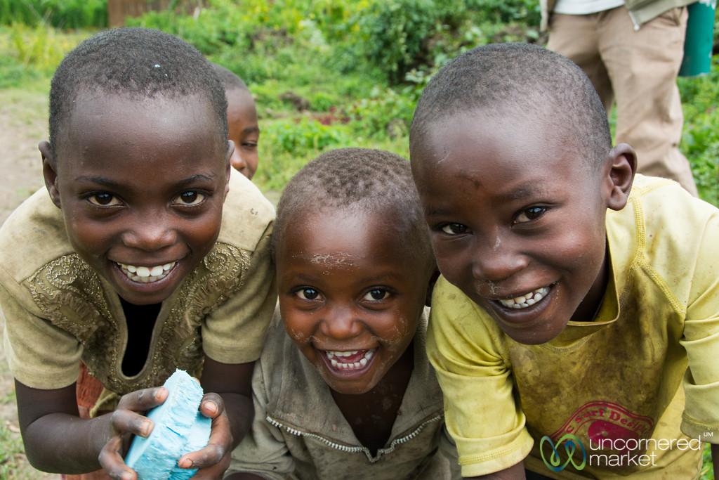 Rwandan Kids - Musanze, Rwanda